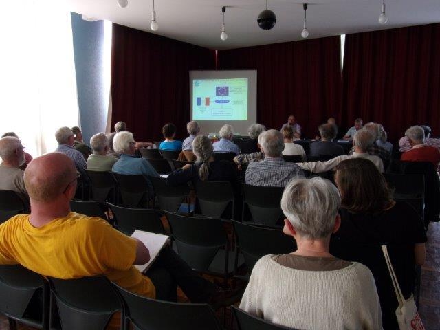 Les acteurs associatifs se penchent sur l'avenir de la politique de l'eau [16/04/15]