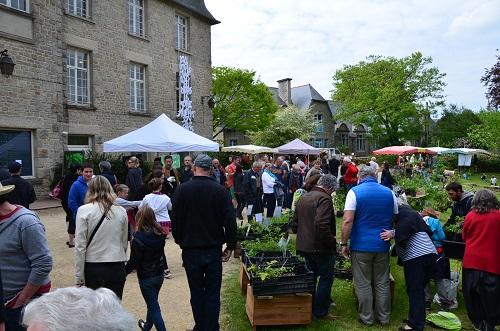 Nouveau succès pour la Fête du jardinage et de l'agriculture [18/05/2016]