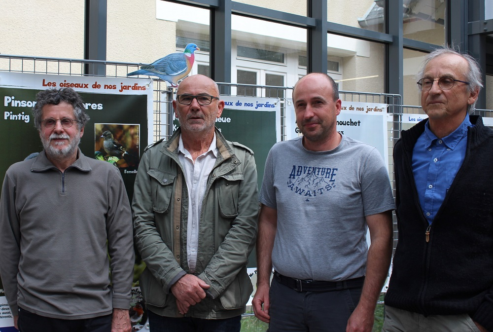 Un nouveau président et un nouveau bureau pour Eau & Rivières de Bretagne [05/05/2017]