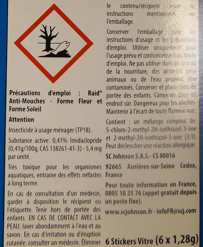 Biocides, des pesticides qui ne disent pas leur nom