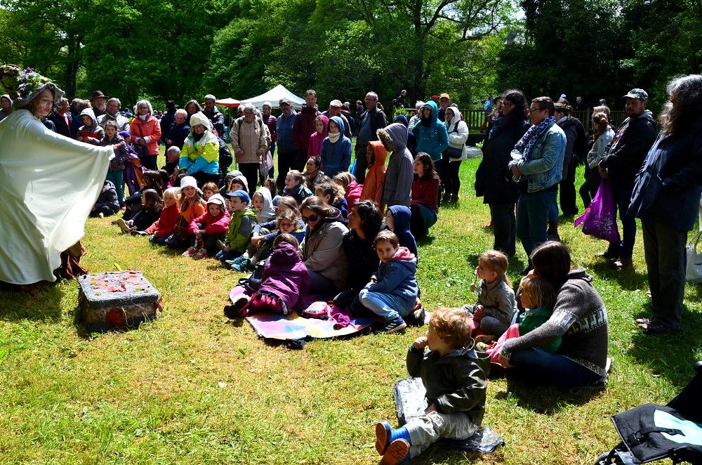 Grosse affluence à la 15e édition de la fête du jardinage et de l'agriculture [13/05/2018]