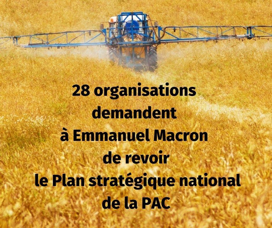 Sortir des pesticides ? Le Président doit tenir ses engagements