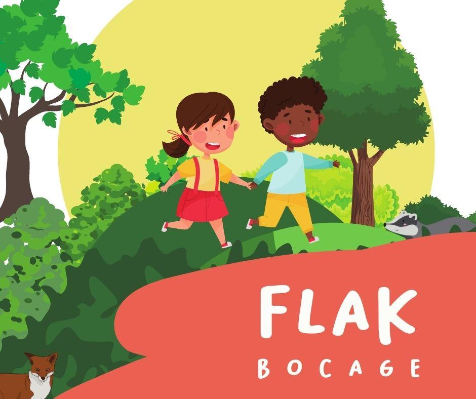 Découvrez le bocage avec Flak