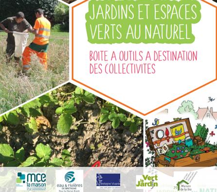 Jardiner et entretenir au naturel : une boîte à outils pour les collectivités