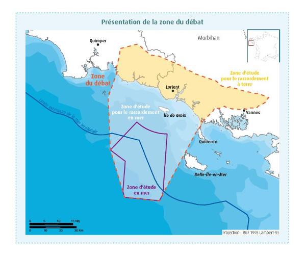 Parcs éoliens offshore: une solution pour décarbonner et défossiliser nos énergies