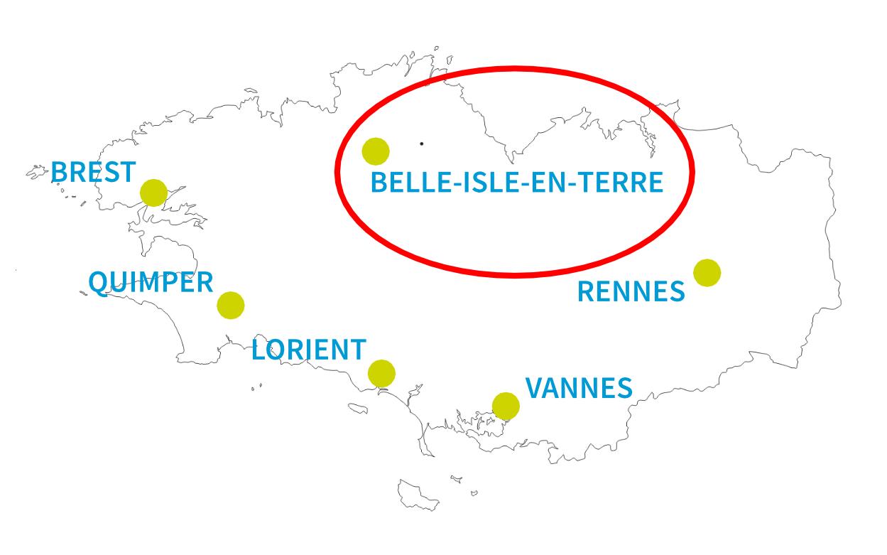 Délégation des Côtes d'Armor
