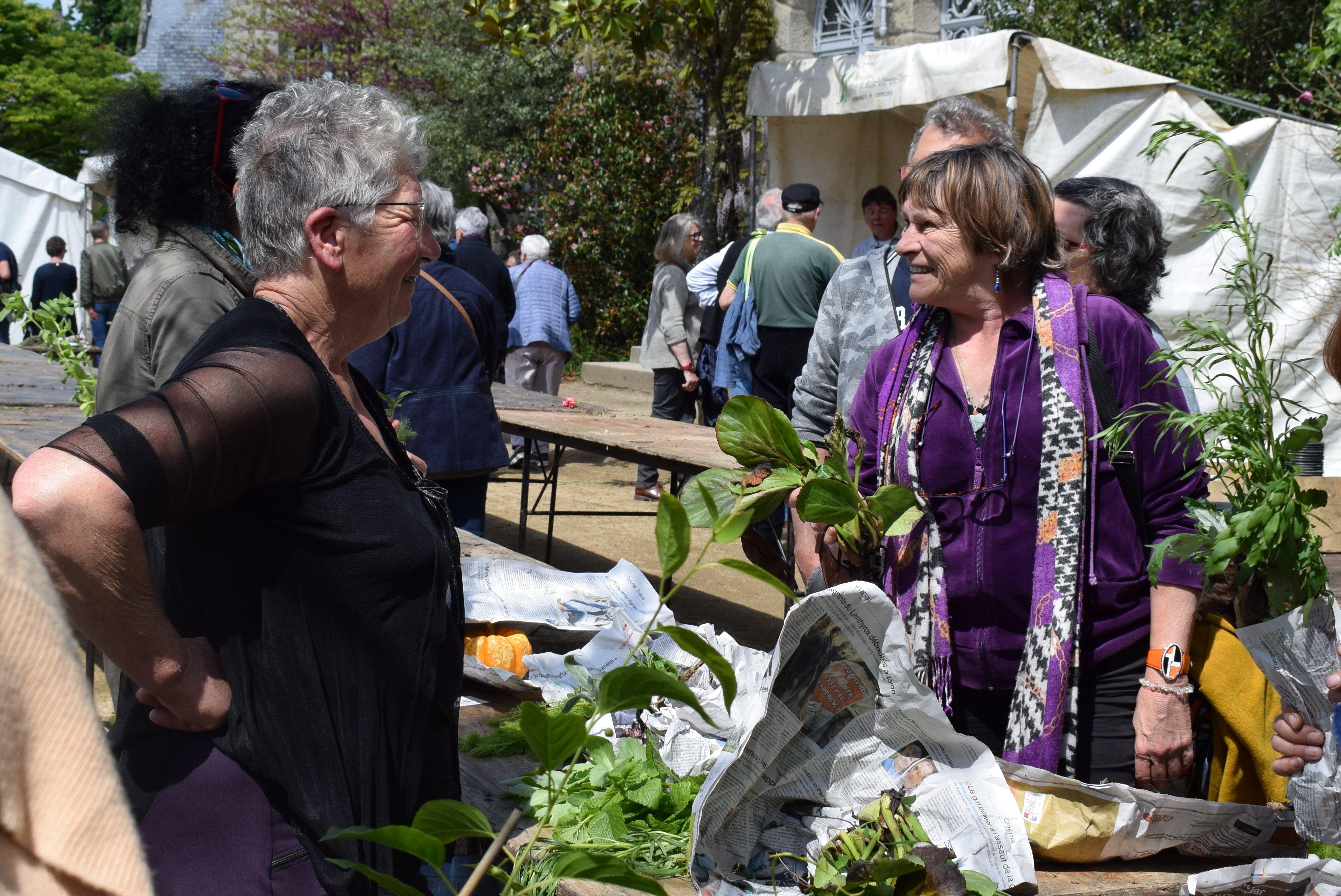 La Fête du jardinage de Belle-Isle-en-Terre est reportée