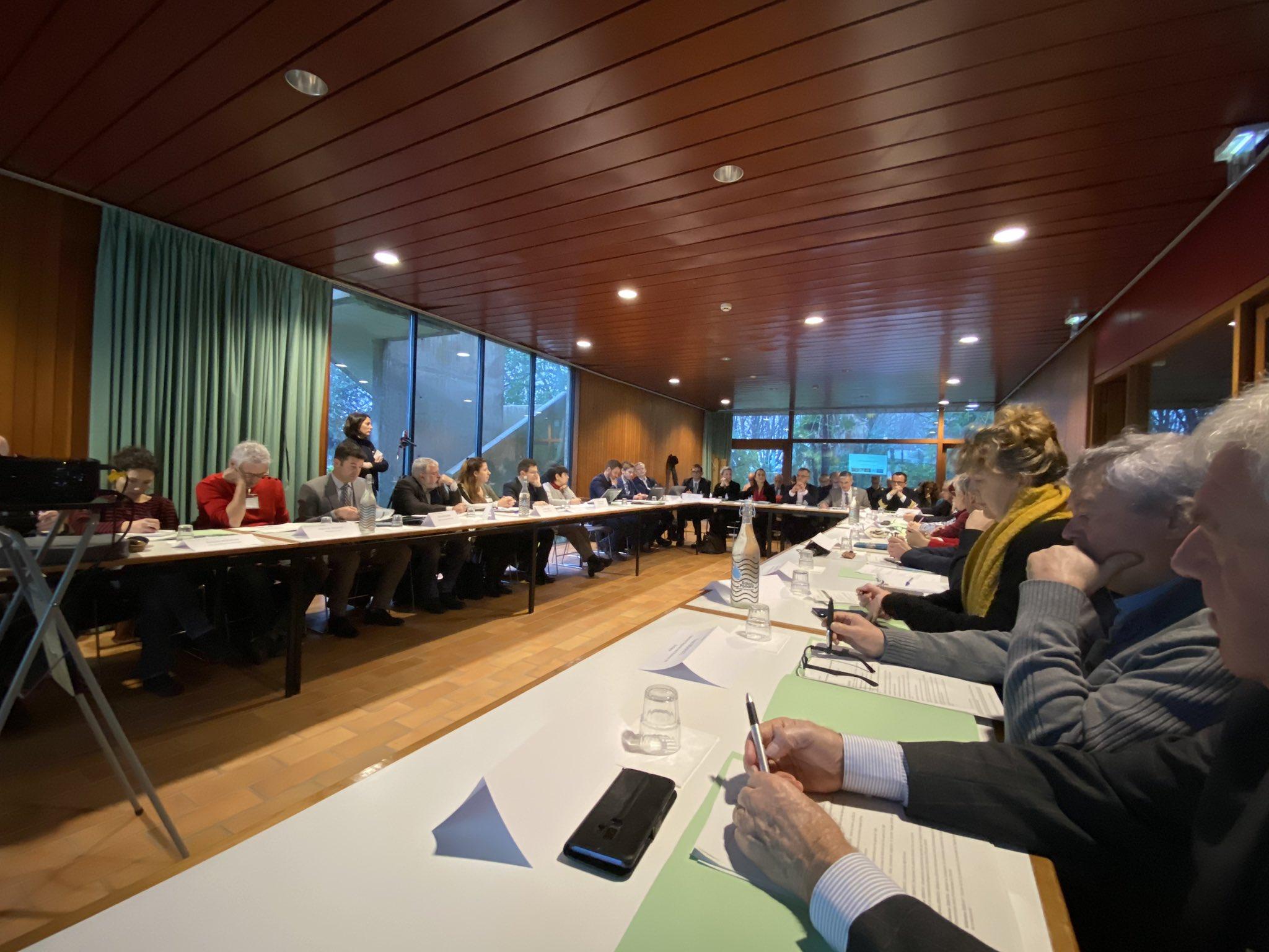 Eau & Rivières siège à l'Agence bretonne pour la biodiversité