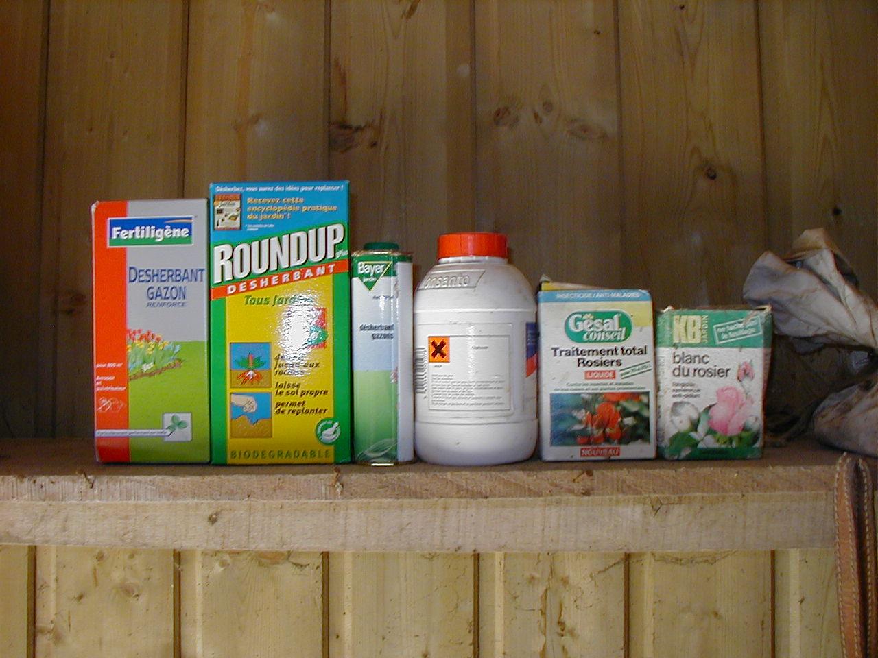 Opération en déchetterie : des graines contre des pesticides