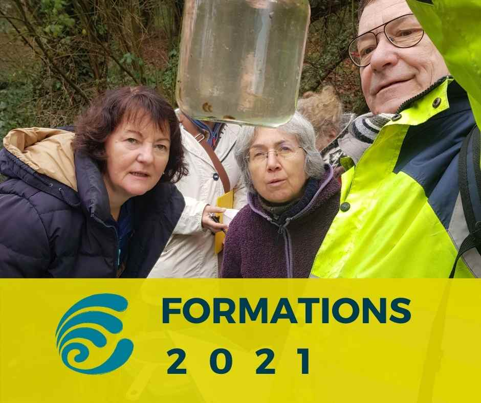 Nos formations en 2021