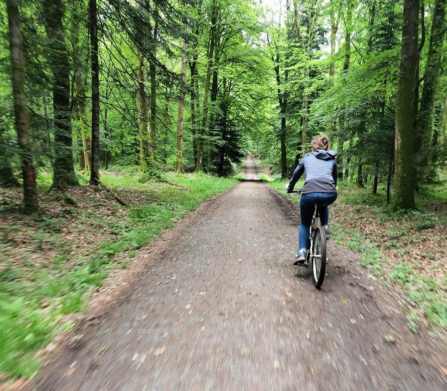 La grande traversée à vélo