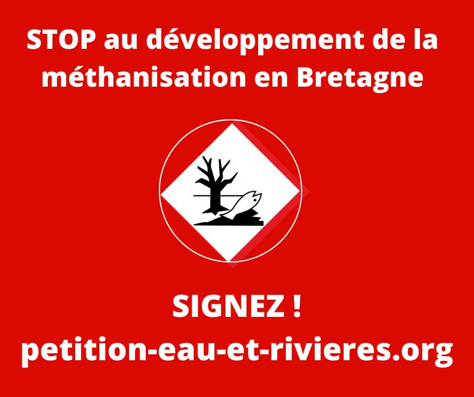 Méthanisation | Signez notre pétition
