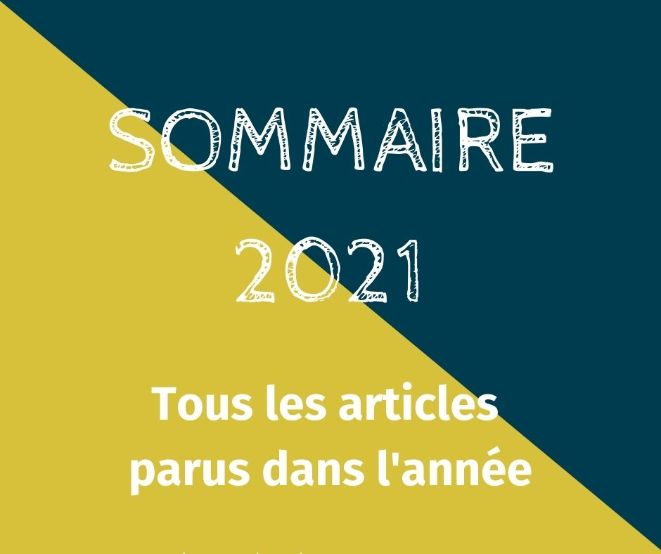 Sommaire actus 2021