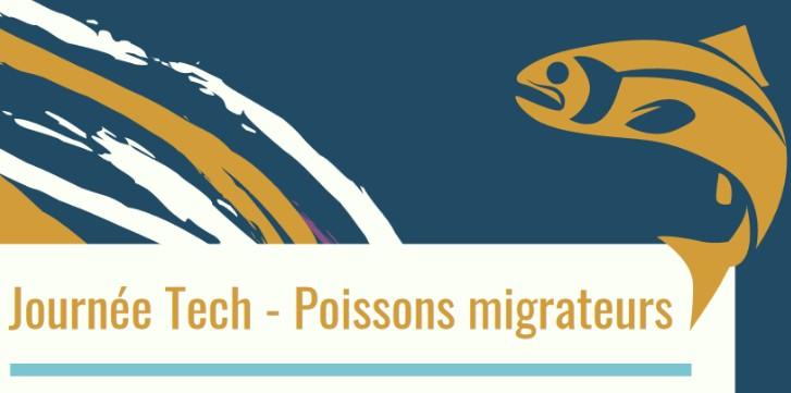 Journée technique: Les poissons migrateurs de Bretagne