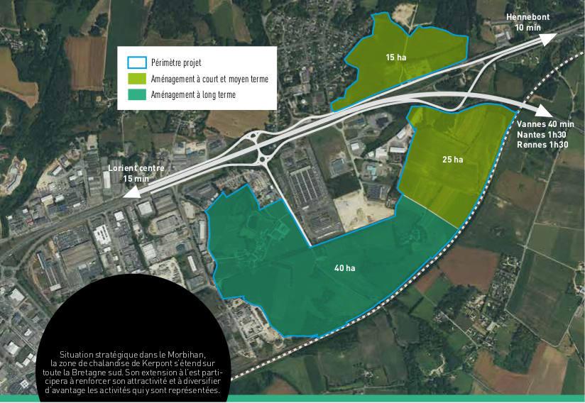 Urbanisation en pays de Lorient : nous interpellons les candidats