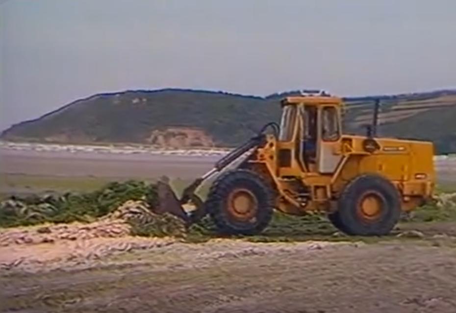 Algues vertes | Il y a 40 ans, Eau & Rivières interpellait déjà les pouvoirs publics
