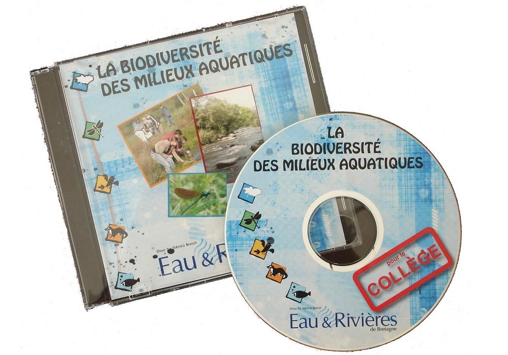 Etudier la biodiversité des milieux aquatiques au collège