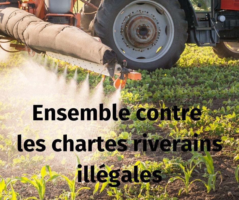 Pesticides et santé : si l'État n'agit pas, nous agissons