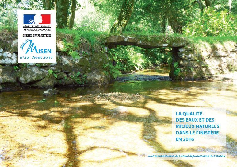 Qualité de l'eau Finistère un bilan en demi teinte [21/10/2017]