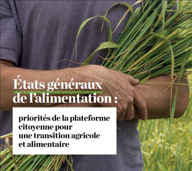 États généraux de l'alimentation:  Dernière minute  [9/10/17]
