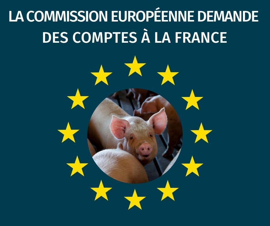 L'État doit revoir la législation sur les installations d'élevage