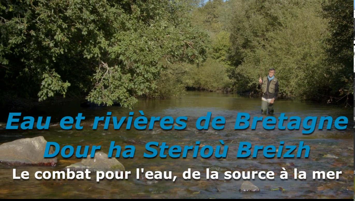 Vidéo | 50 ans de combat pour l'eau, de la source à la mer