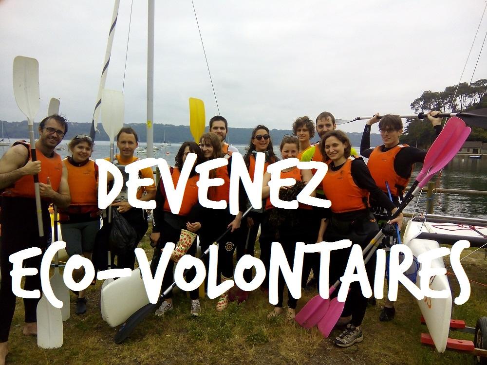 Les groupes jeunes éco-volontaires du Finistère