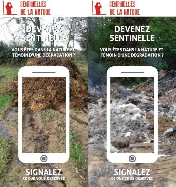 Une appli smartphone pour Sentinelle [25/05/2018]