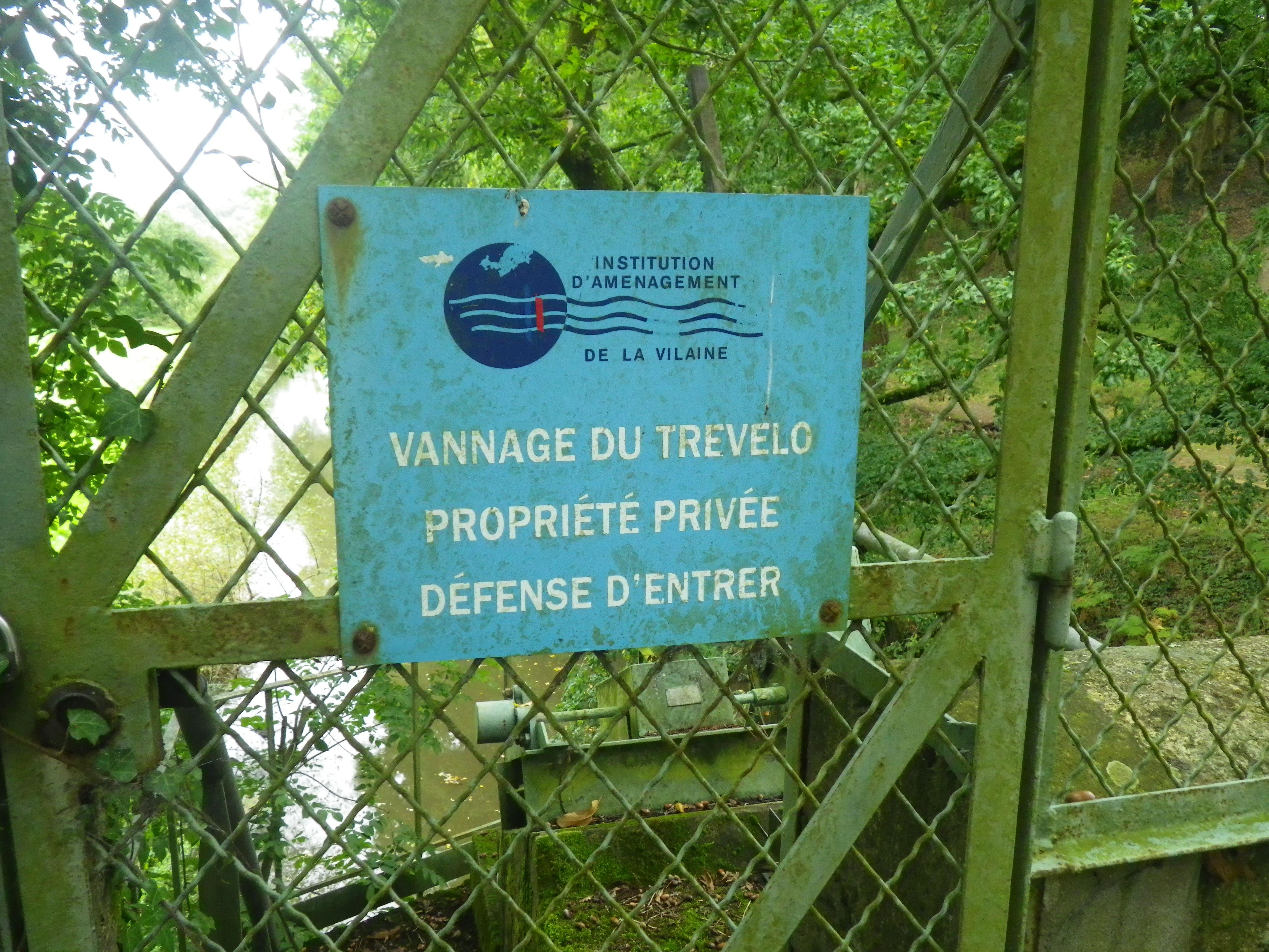 Marais du Trévelo: un niveau d'eau idéal? [29/09/2017]