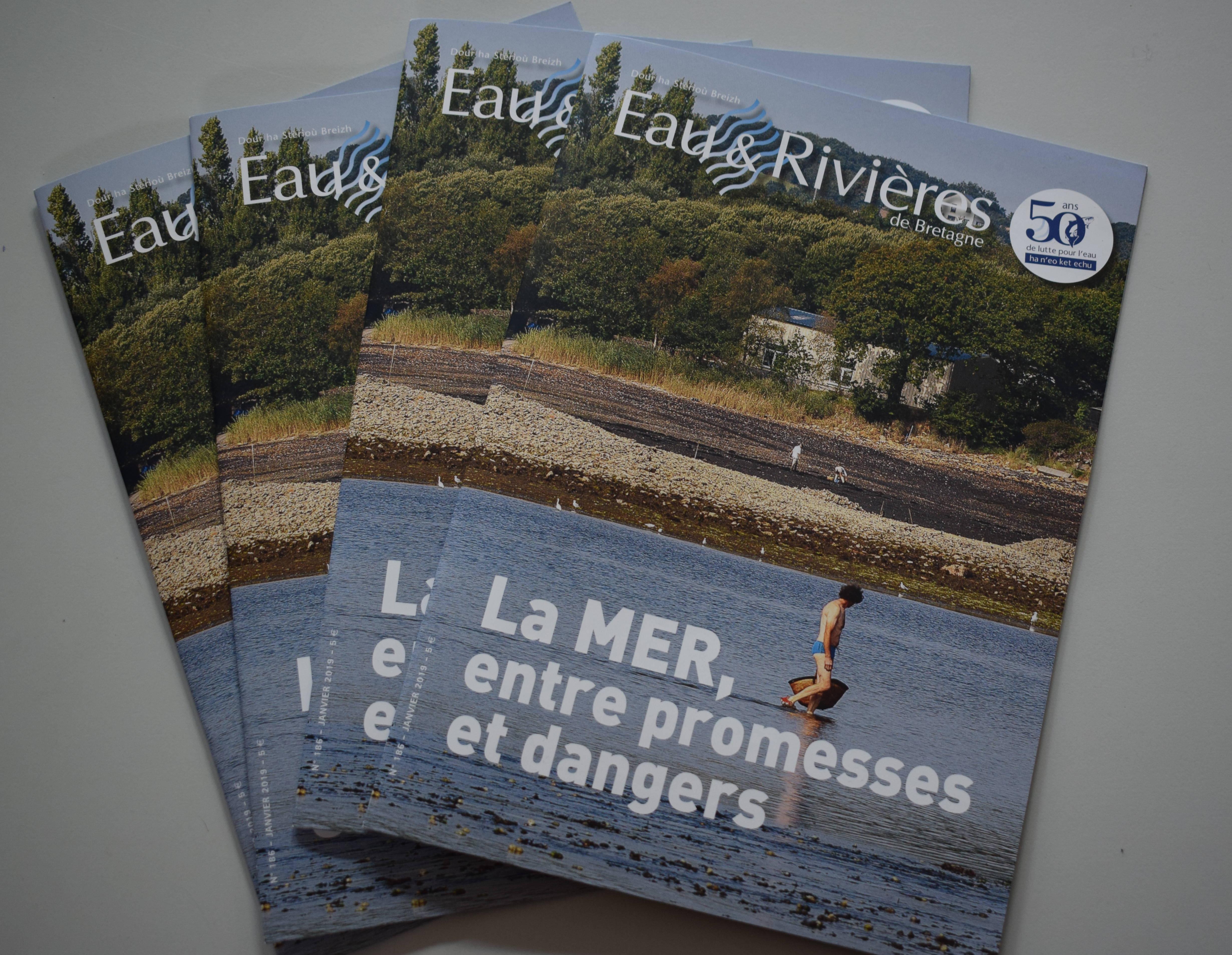 « La mer, entre promesses et dangers » : nouveau numéro spécial du magazine