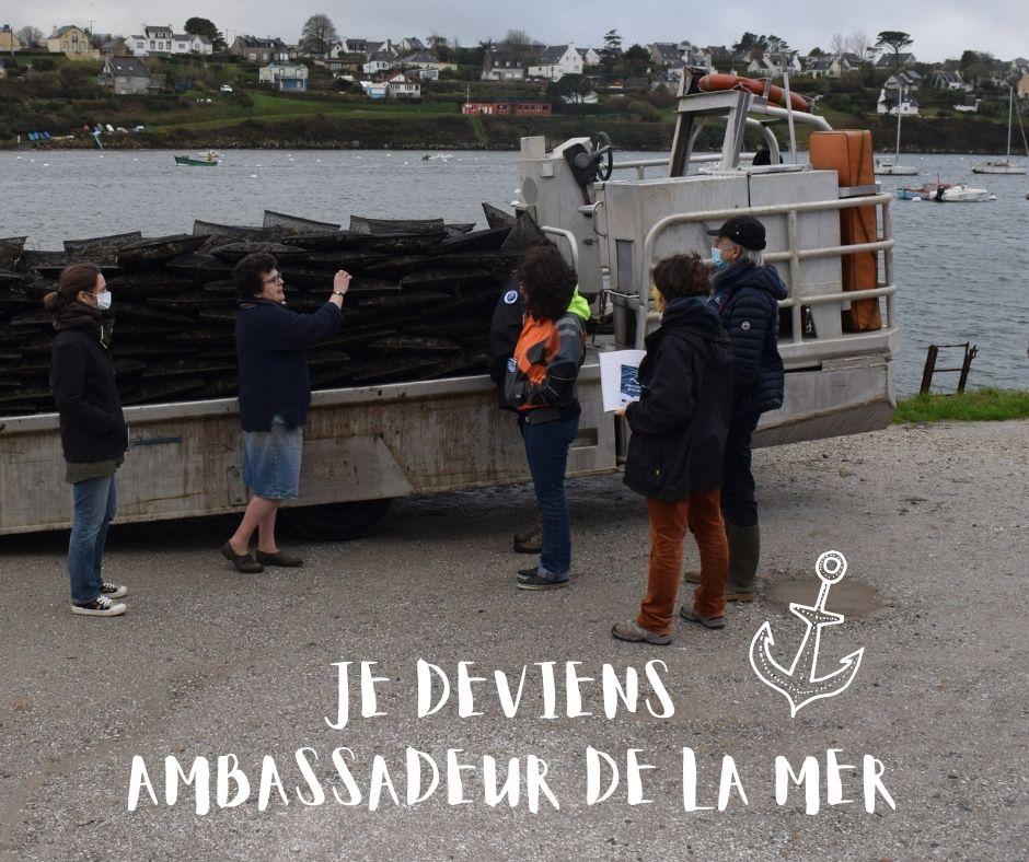 Formation terrain | Six journées pour découvrir les métiers de la mer