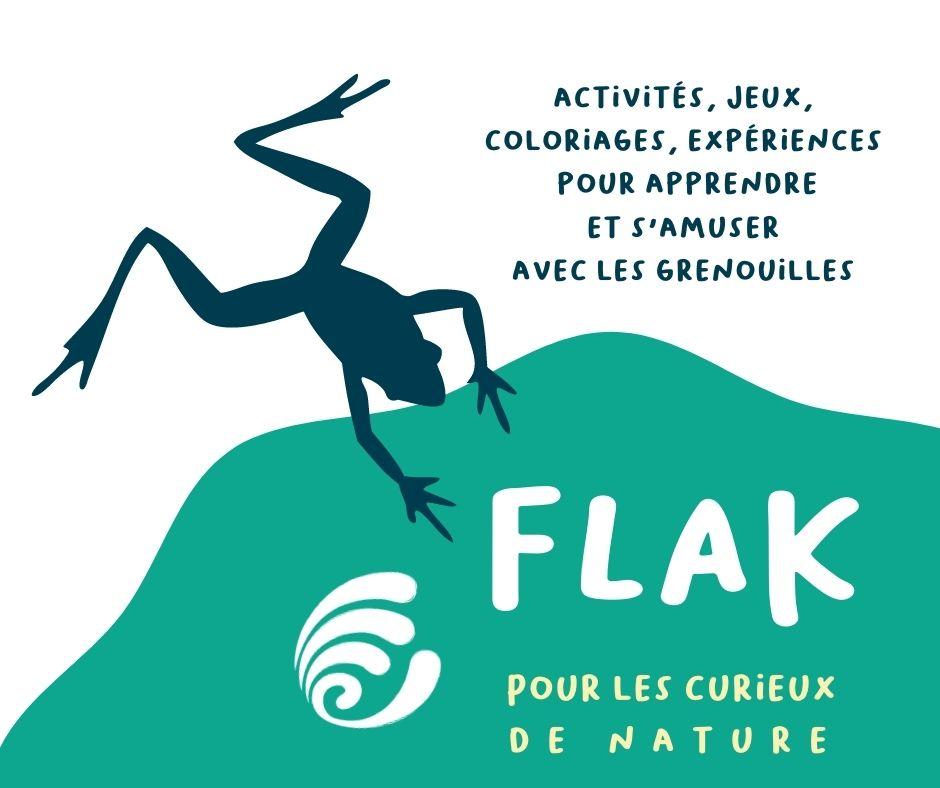 Flak, un cahier d'activités pour découvrir la nature