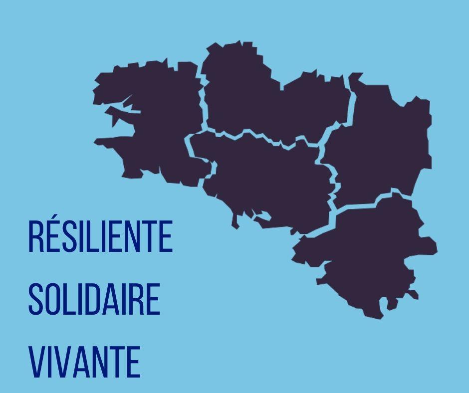 Pour une Bretagne résiliente, solidaire et vivante face aux crises