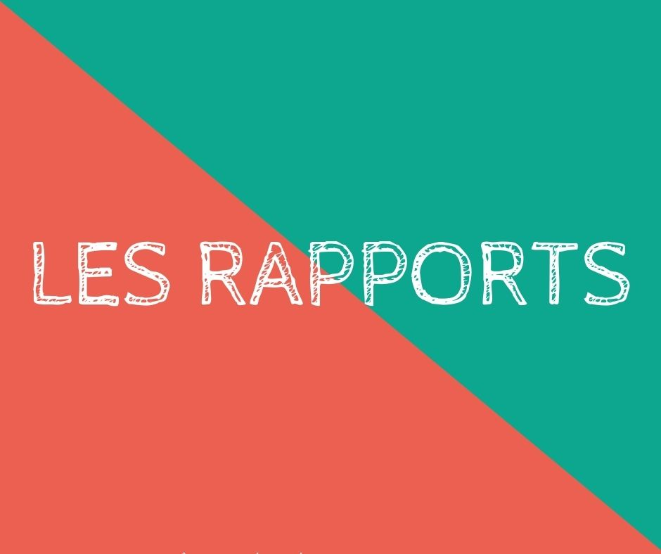Rapports officiels