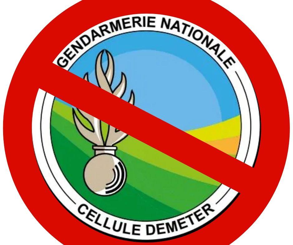 Agribashing | Non à une antenne Demeter en Bretagne