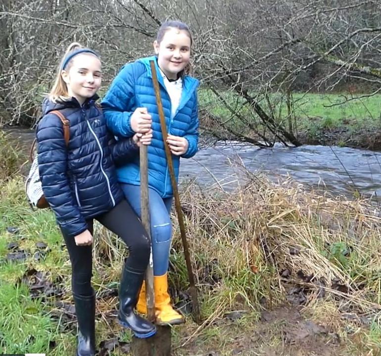 Vidéo | Les collégiens de Douarnenez découvrent les zones humides