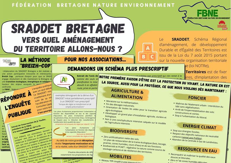 Enquête publique | Quel aménagement du territoire en Bretagne ?