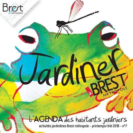 Le Label Refuge Grenouille en bonne place de l'Agenda brestoâââ [27/02/2018]